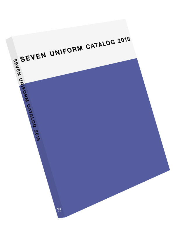 SEVEN UNIFORM CATALOG 2018