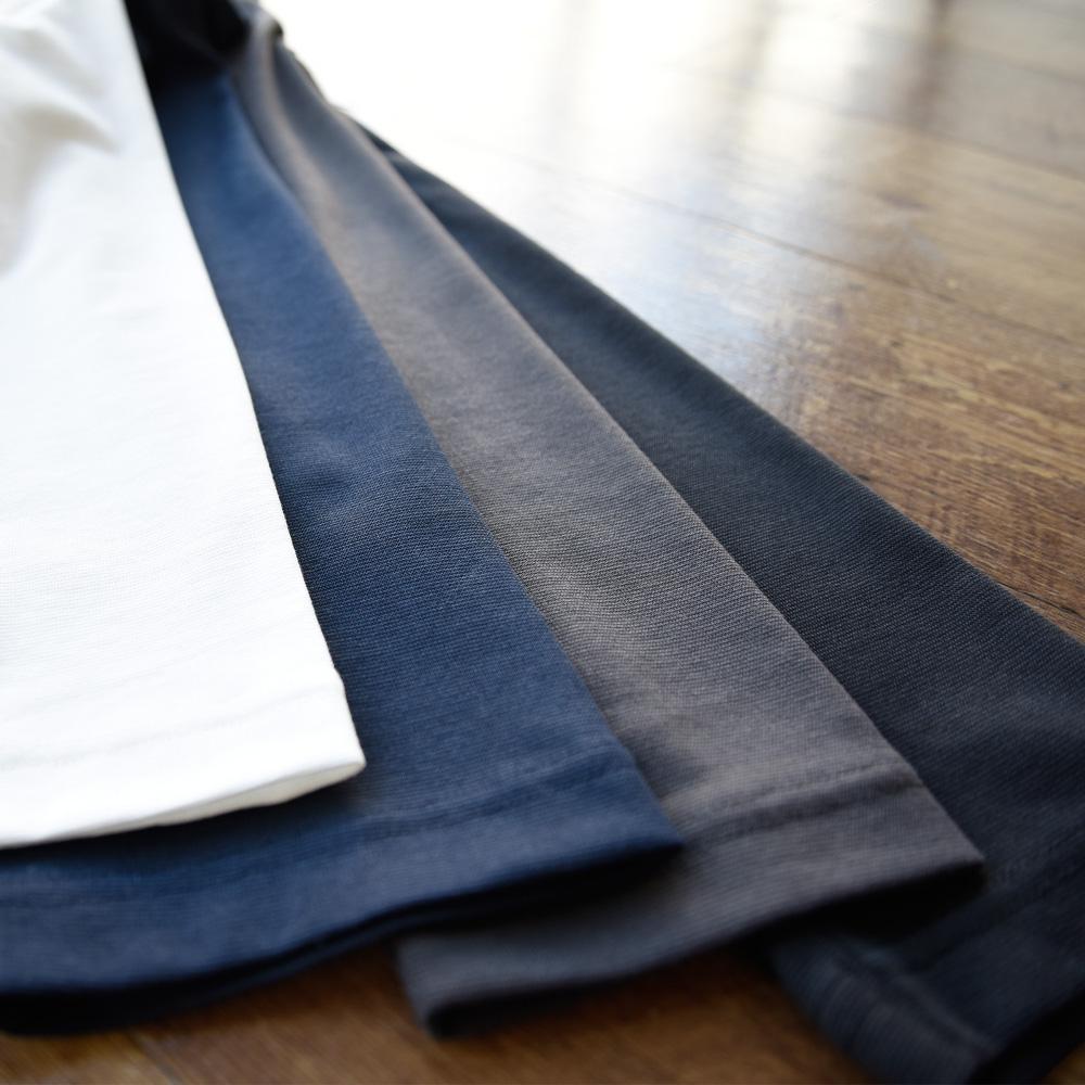 ハイネックニットシャツ CU2356