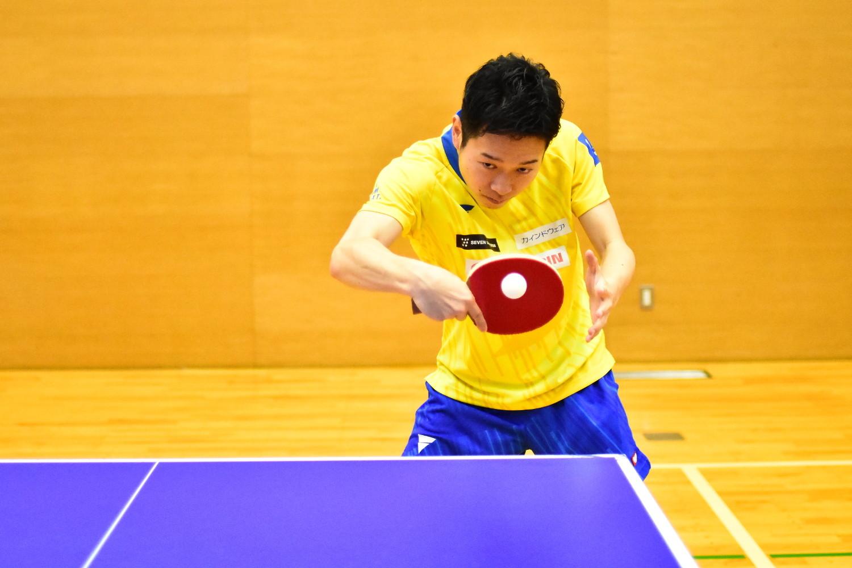 パラ卓球 岩渕幸洋選手