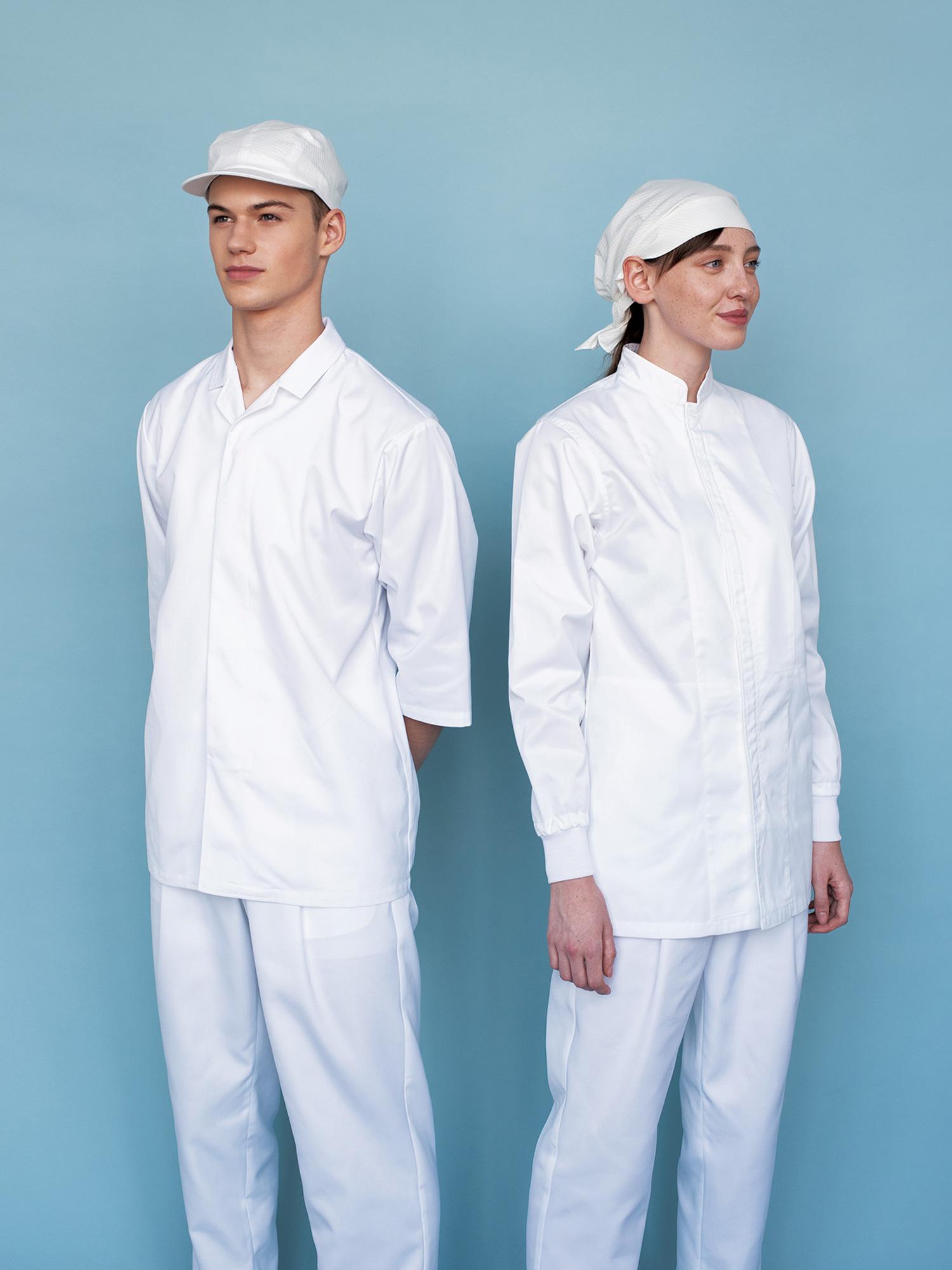高衛生白衣シリーズ