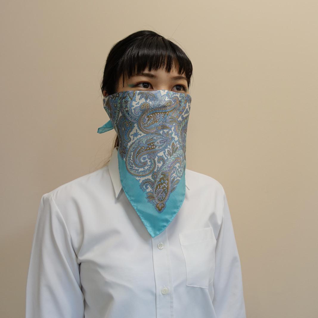 スカーフマスク