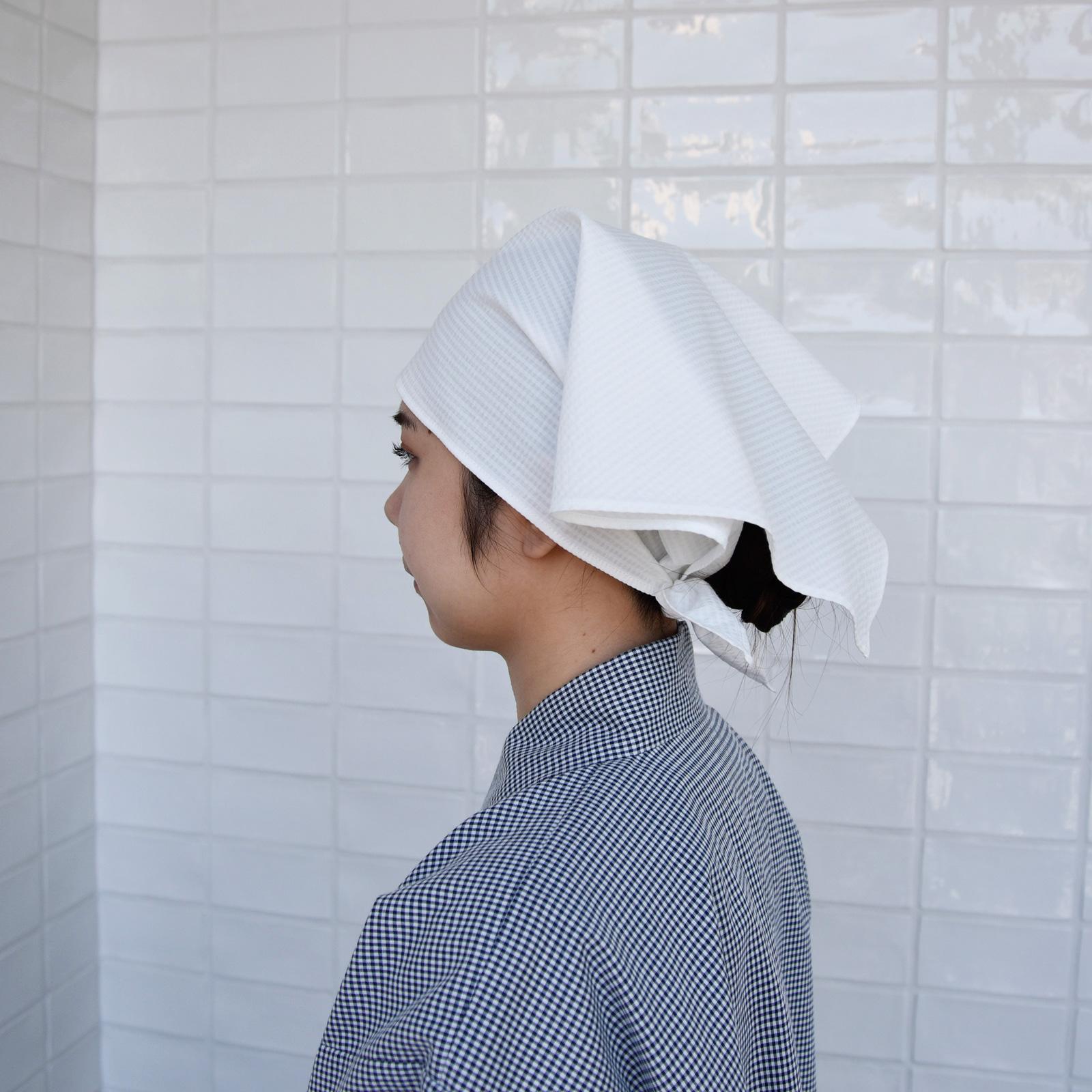 シアサッカー 三角巾