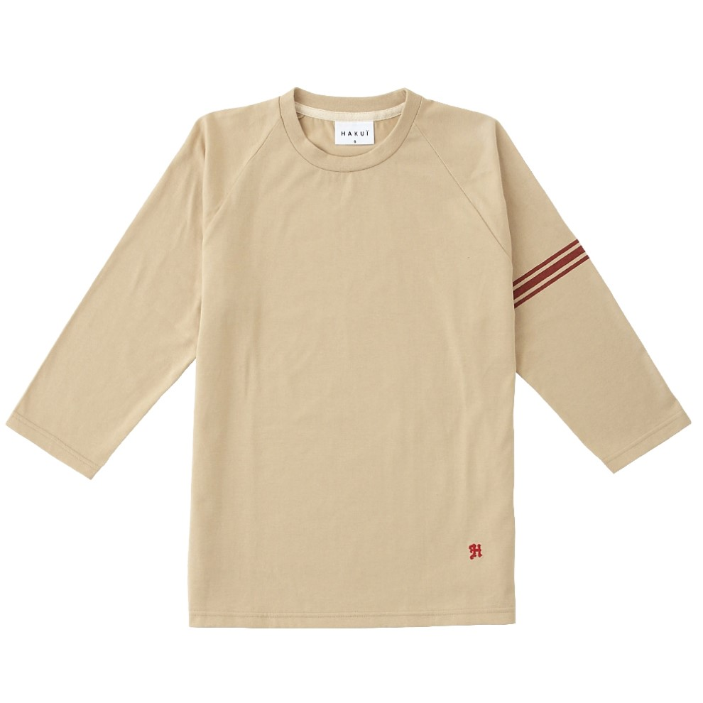 HAKUÏ ニットシャツ RH6616-6