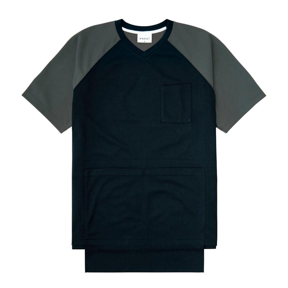 HAKUÏ ニットシャツ RH6787-8