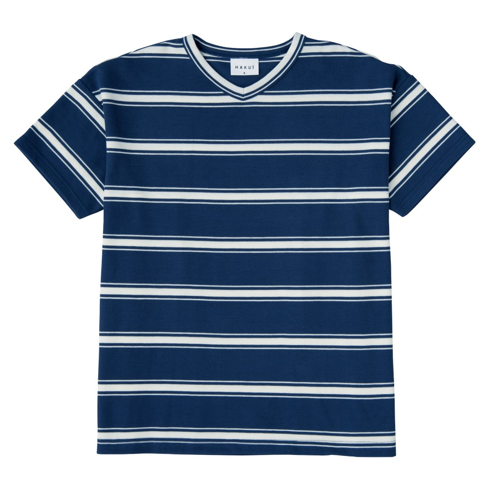 HAKUÏ ニットシャツ RU6788-1